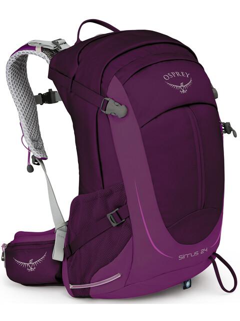 Osprey Sirrus 24 Backpack Women Ruska Purple
